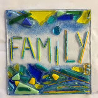 Fused Glass design for kids and adults/Ages 5-Adult/16th