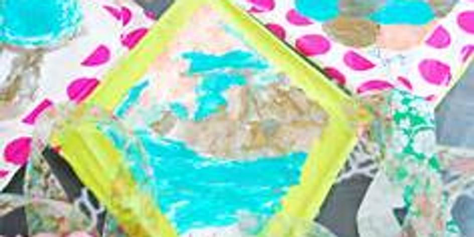 STEM and Art for the homeschooler-homemade kites