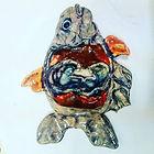 #clayfish #fusedglass #traveling #kidsar