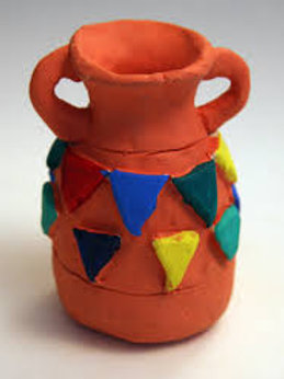 HOMESCHOOL CLAY DAY/MAY 20TH/10-2 P.M./$40 A CHILD