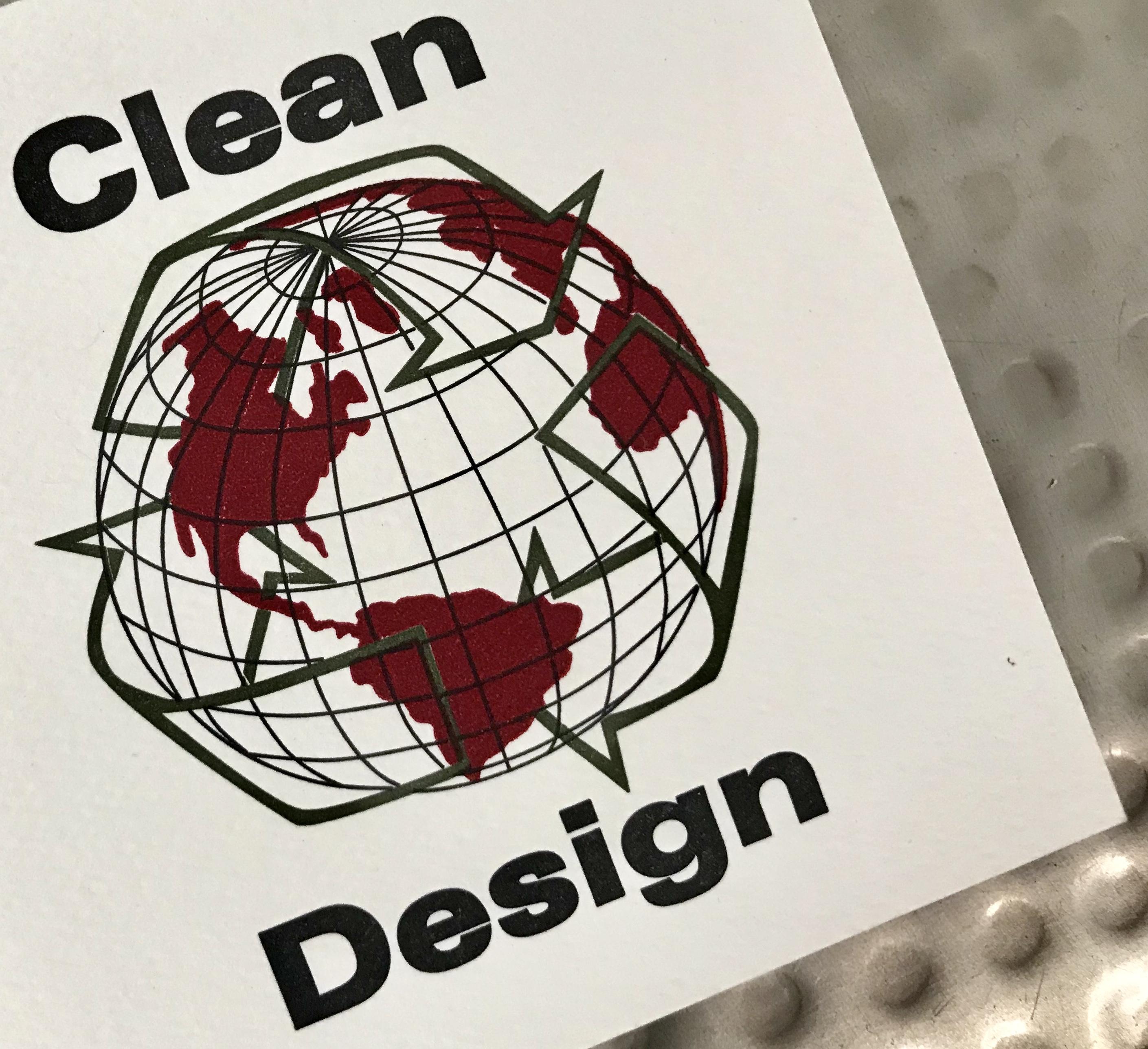 Clean Design Booklet