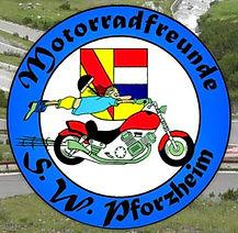 Motorradfreunde Stadt _ Werke Pforzheim.