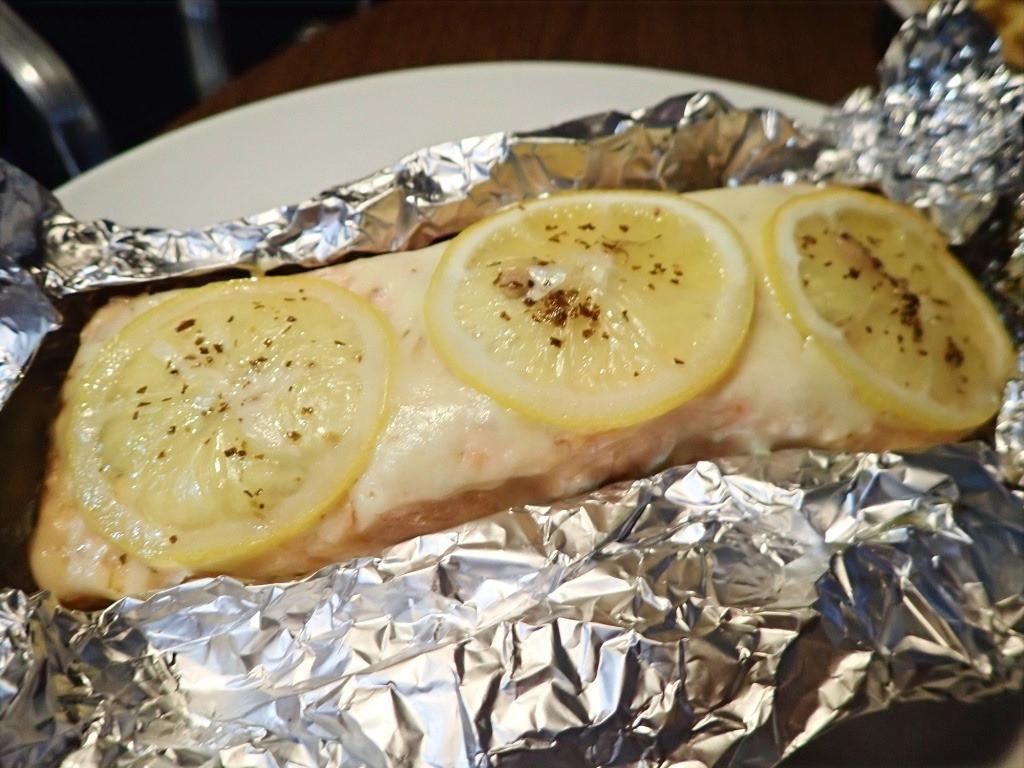 Dublin Roasted Salmon