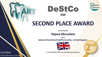 Certificate 2nd place DeStCo 2020 .png
