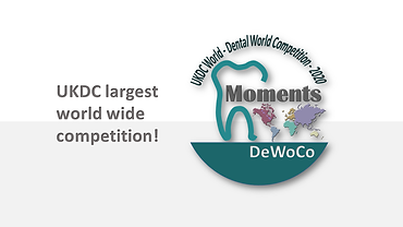 UKDC largest world wide competition 2020