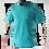 SoSolid T-Shirt Mountain Blau