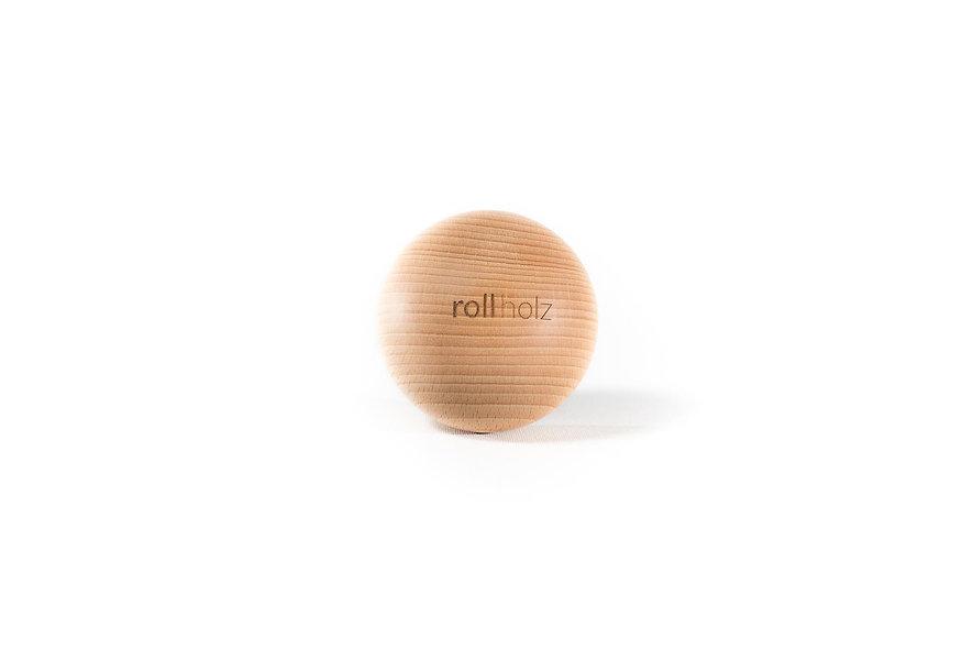 rollholz Kugel 7cm