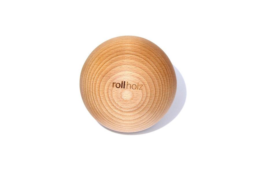 rollholz Kugel 10cm