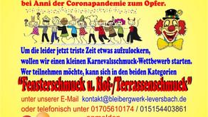 Karneval in Leversbach mal anders