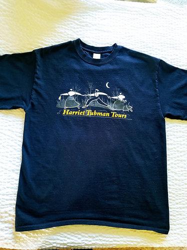 Harriet Tubman Tours T-shirt