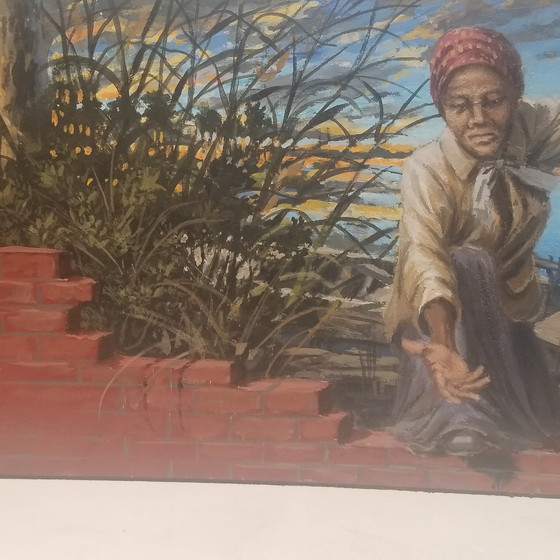Harriet Tubman Tours is excited to announce the new Mural that will be located at the Harriet Tubman
