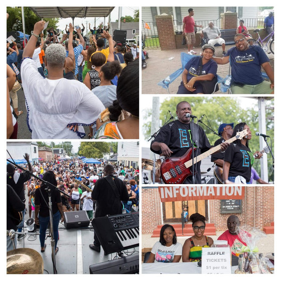 Just a few photos from the Groove City Culture Fest, Celebrating Historical Pine Street. Stay tune f