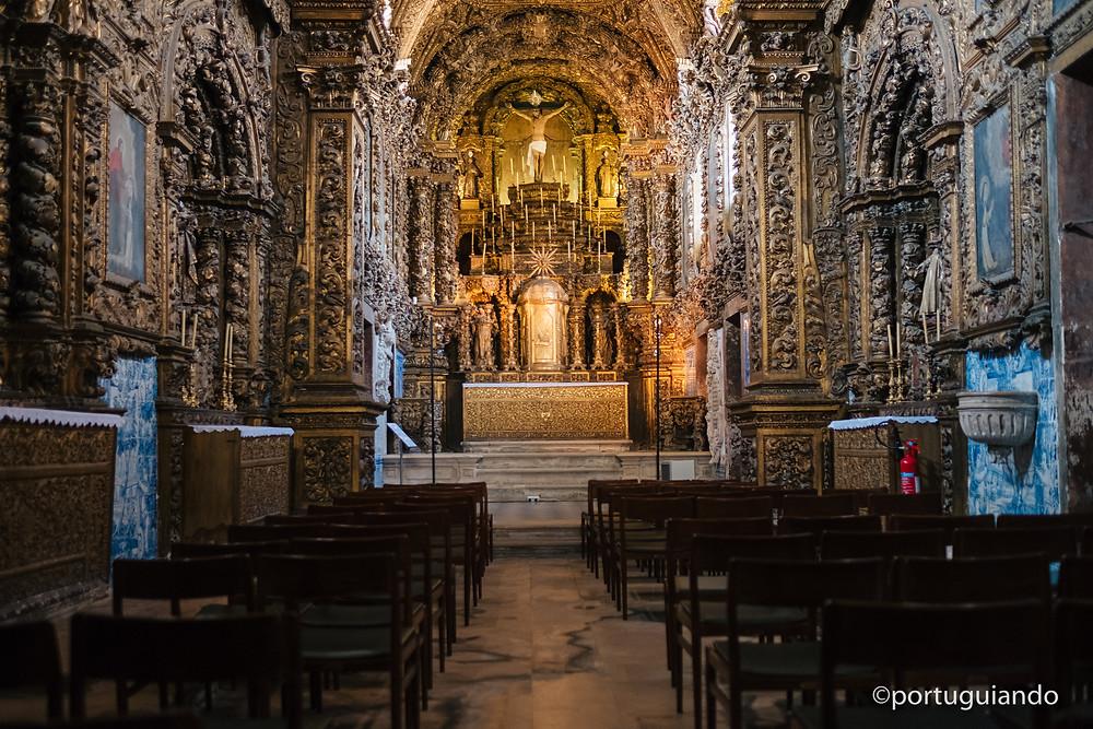 Igreja de Jesus no Museu de Aveiro