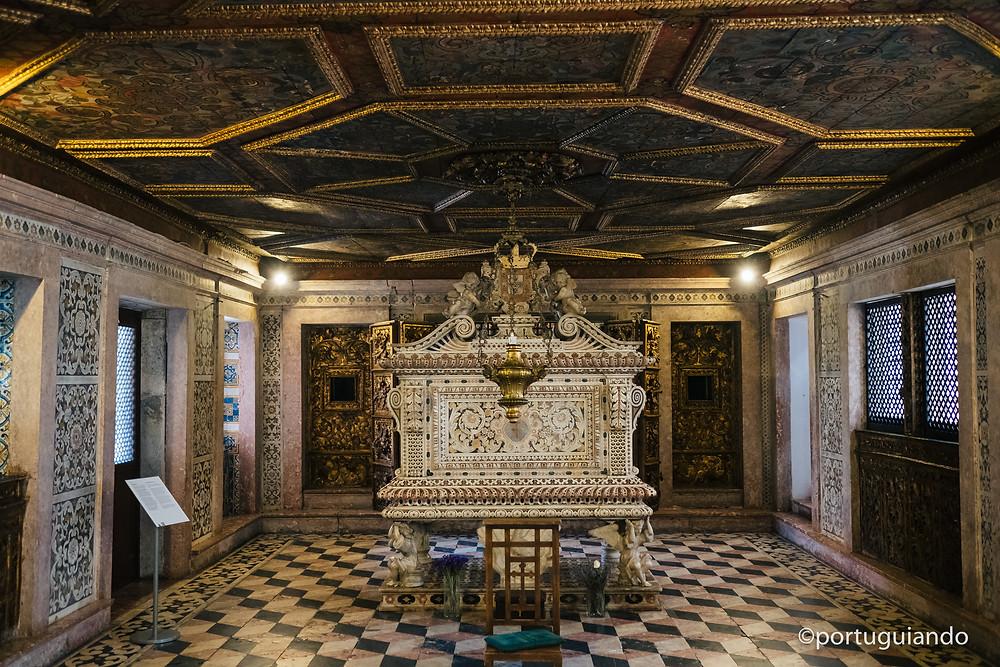 Museu de Aveiro - túmulo da princesa Joana
