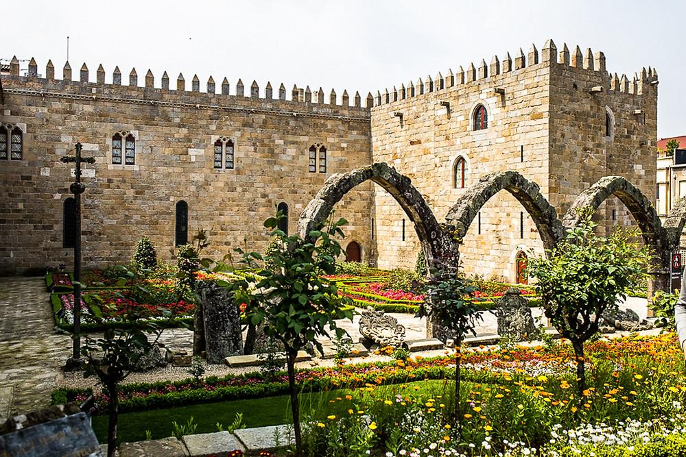 Jardim de Santa Bárbara, Braga