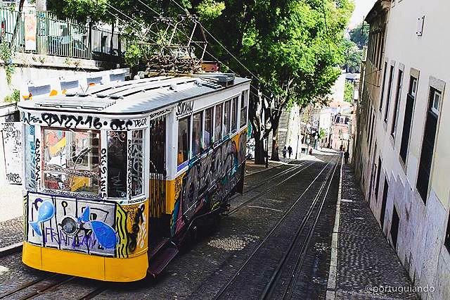 Elevador da Glória, Lisboa