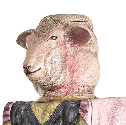 Humanimal #7 - Sheepish