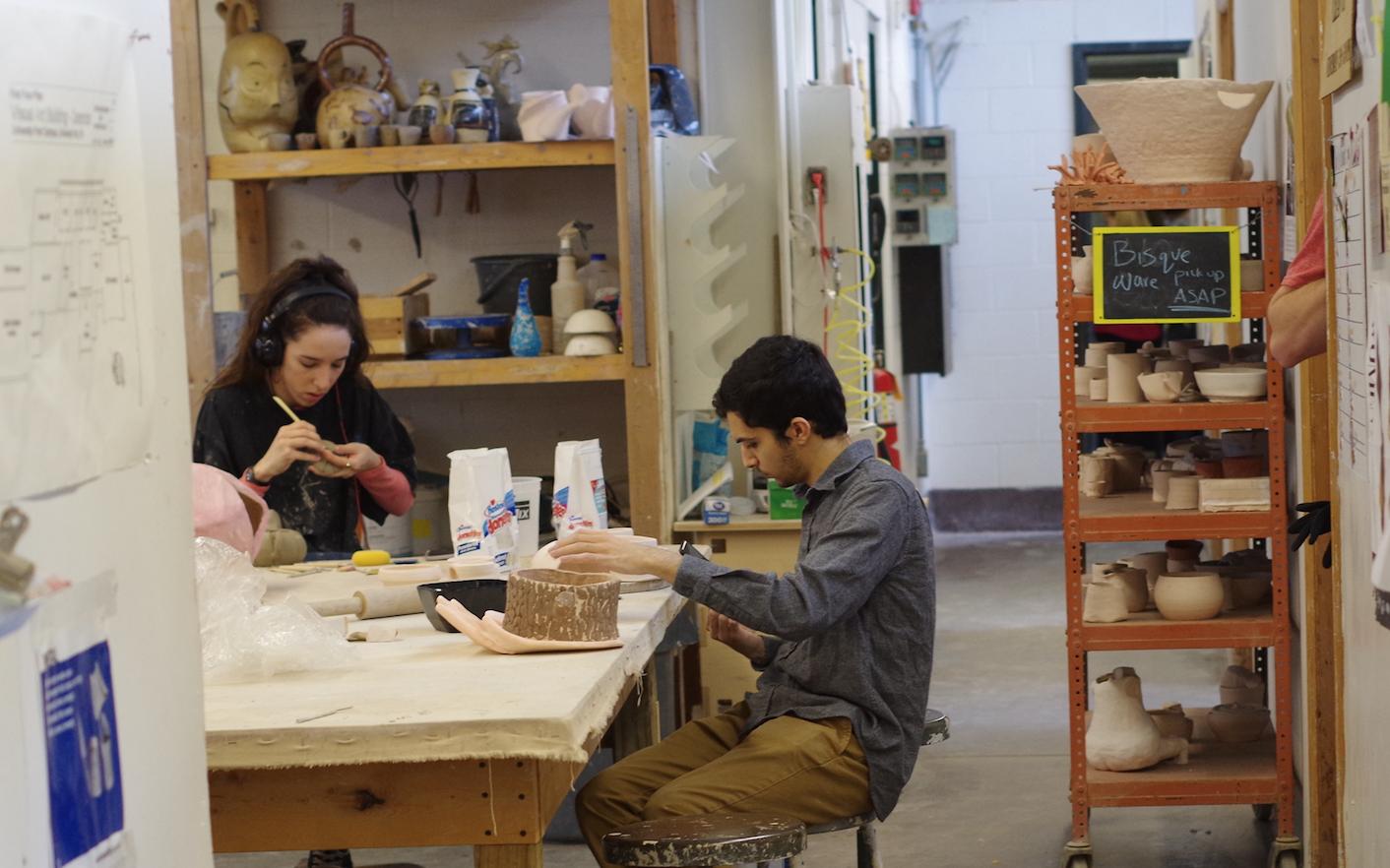 陶瓷工作坊