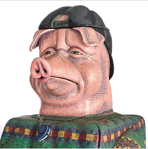 Humanimal #2 - Pigheaded