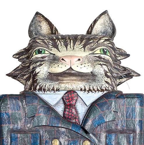 Humanimal #5 - Fat Cat