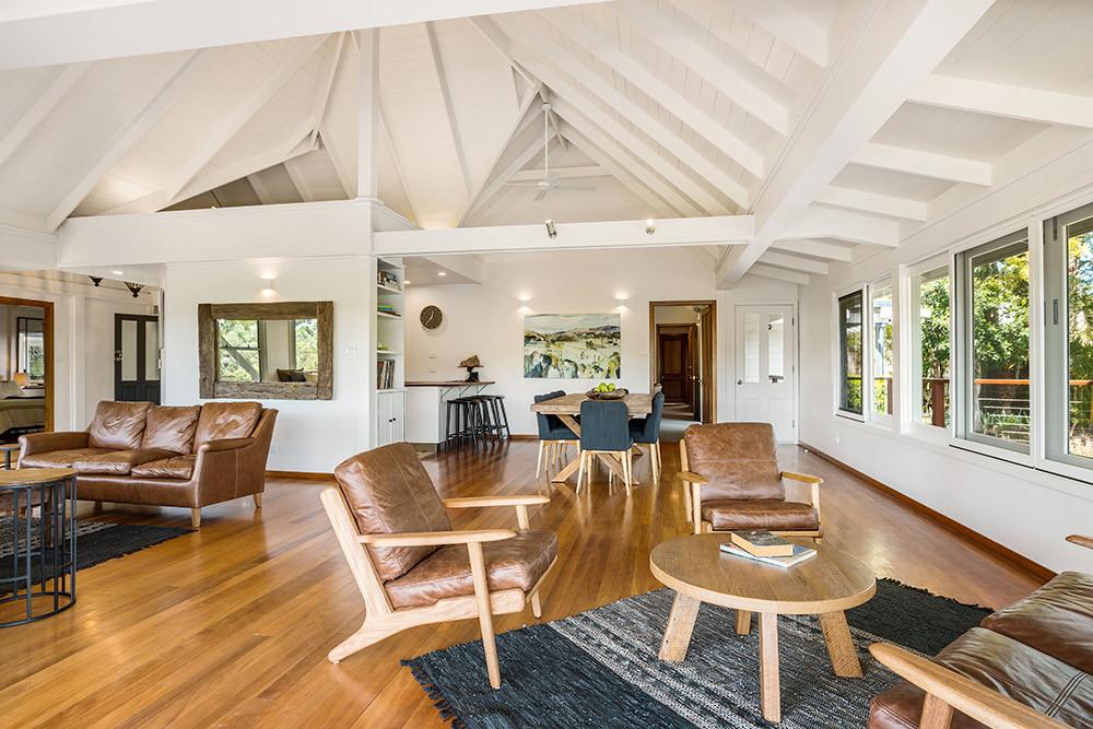 Rockinghorse Estate open plan living & dining
