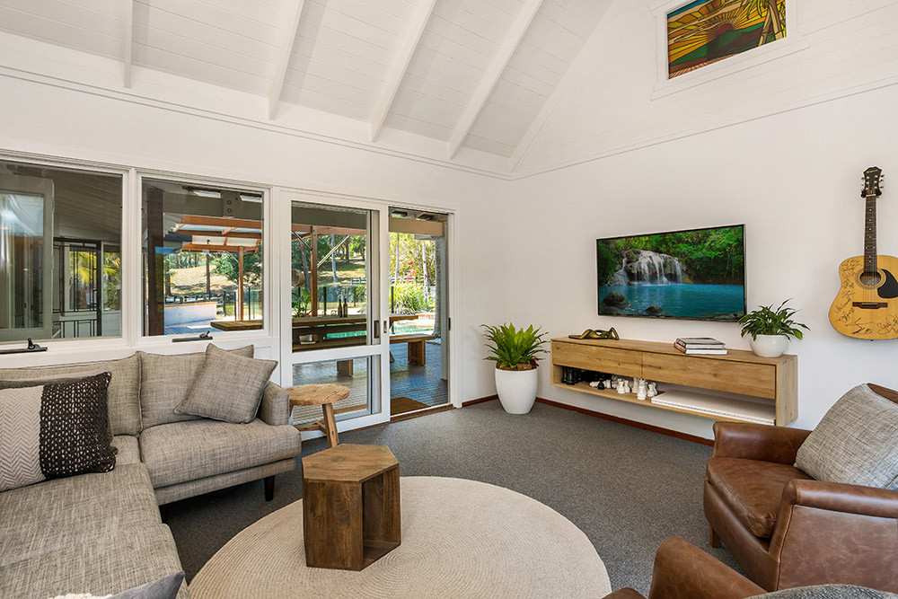 Rockinghorse Estate Living Room
