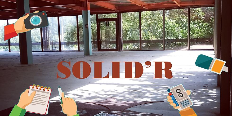 Atelier SOLID'R / le journal DAL par et pour les citoyens