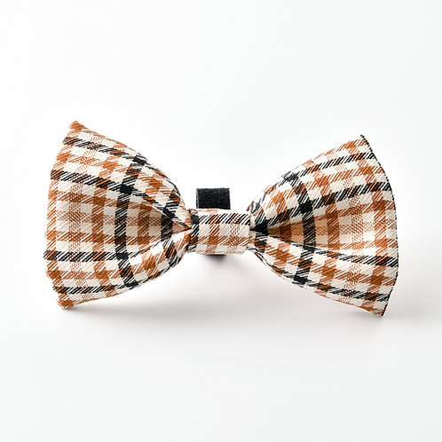 Doggy Bowtie Check
