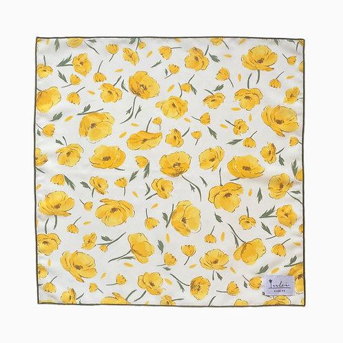 Doggy Bandana chiffon flower