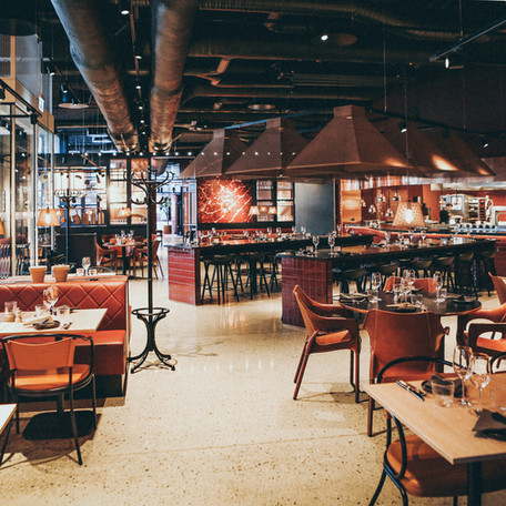 5 ways to inspire your restaurant customers with its design