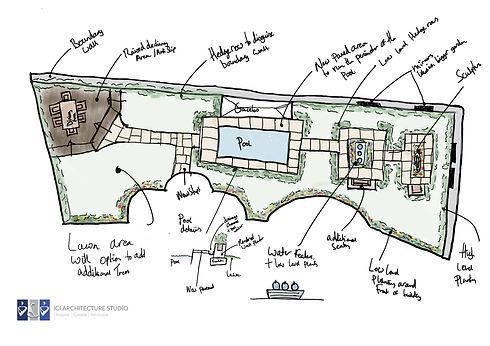 Landscaping Proposal | Mustique Island St Vincent | International