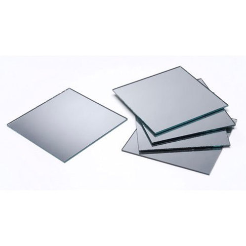 "Square Glass Mirror 12"" 30pcs"