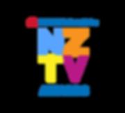 Blue on white Square NZTV Logo 2019_300x