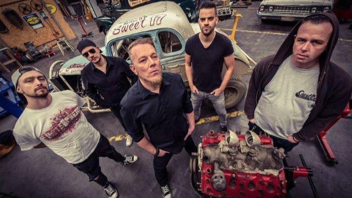A banda FUELED BY FEAR da as boas-vindas ao ex-baixista e membro fundador e anuncia um novo álbum!