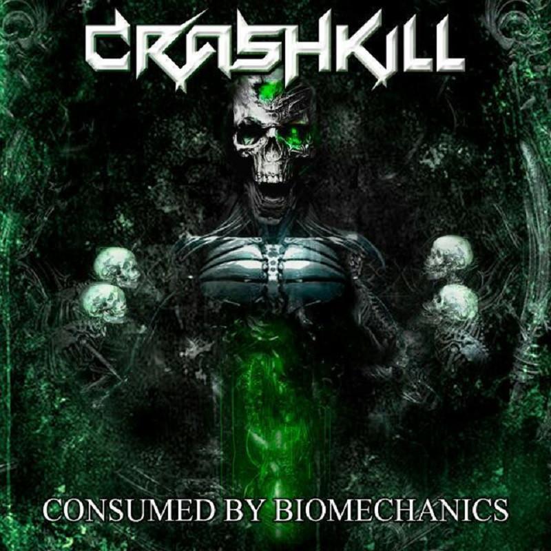 Crashkill: Banda lança primeiro álbum e fecha com a Brauna Music Press!