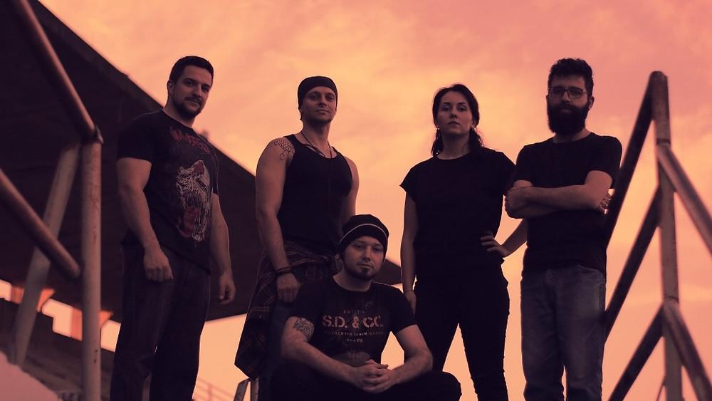Vakan: Banda lança série de vídeos do show com o Hibria em Porto Alegre!