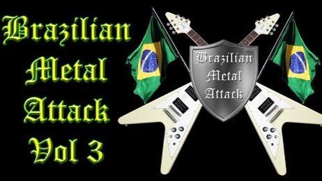 Dark Witch: Banda é destaque na coletânea Brazilian Metal Attack!
