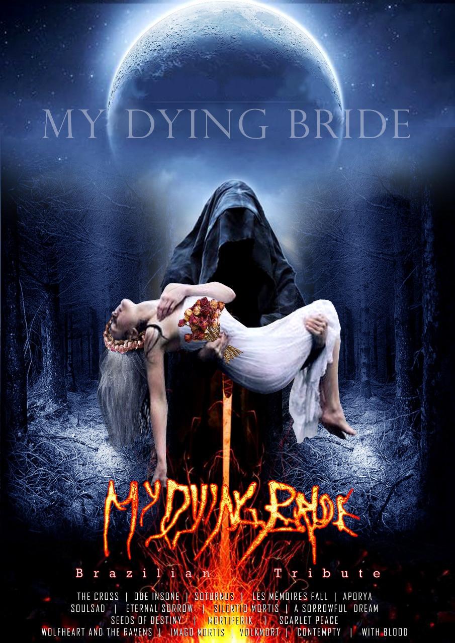 The Cross: Banda é confirmada no 'My Dying Bride – A Brazilian Tribute', confira!