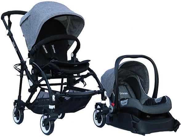 коляска yoyko, прогулочная коляска yoyko easyo, система путешествий yoyko baby car