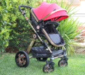 tokyo bebek arabası