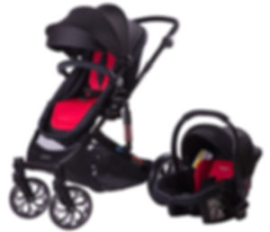 Travel system baby carriage, tokyo baby carriage, 3 in 1 baby carriage