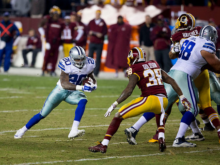 Fraud and Professional Athletes: Dallas Cowboys RB Darren McFadden Files $15M Lawsuit Against Former