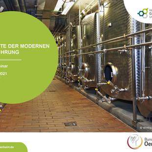 """BDO-Web-Seminar: """"Aspekte der modernen Gärführung"""""""