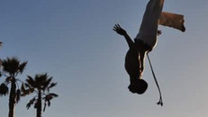 Professor Saracuru, Capoeira Brasil, DTLA