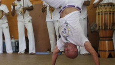 CM Gringo, Capoeira Luanda, Houston