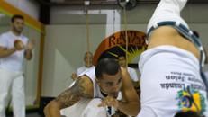Professor Molejo, Arte Reviver Capoeira, New Orleans