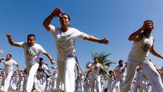 Mestra Colibri, Capoeira Brasil, Chicago
