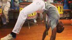 Mestre Muito Tempo, Capoeira Batuque, Pesadena