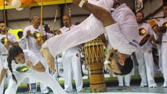 Mestre Cocada, Arte Reviver Capoeira, New Orleans