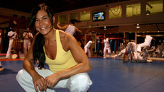 Formanda Pavão, Capoeira Brasil, LA
